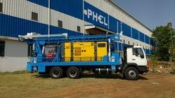 New Tubewell Boring Machine Borewell Drilling Truck, Automatic Grade: Semi-Automatic, Model Number/Name: Pdthr-450