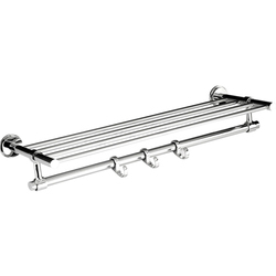Sanicraft 18 and 24 inches Brass Towel Rack
