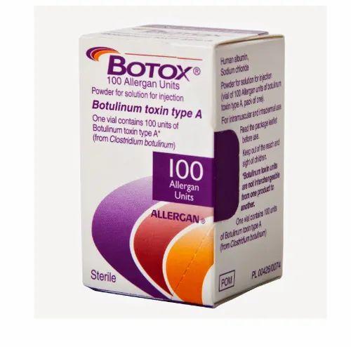 a botox botulinum toxinja