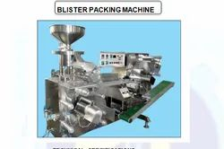 Double Track Blister Machine