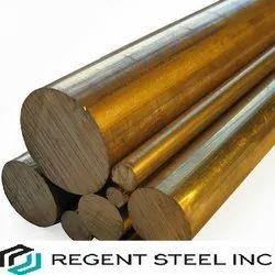 Chromium Copper Round Bar