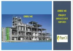 Edible Oil Plant Project Consultant
