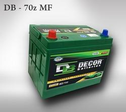 N70z (85D31)SMF Car Battery