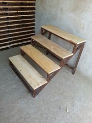 Wood Stair