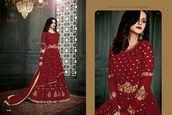 Full Embroidery Work Wedding Collection