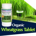 Organic Wheatgrass 60 Tablet Wheat-o-power - Immunity & Blood Purification
