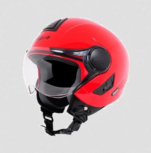 4e9d558b Vega Verve Red Helmet at Rs 1230 /piece | वेगा हेलमेट ...