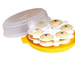 Microwave Idli Maker, Two, Size: 8to 10