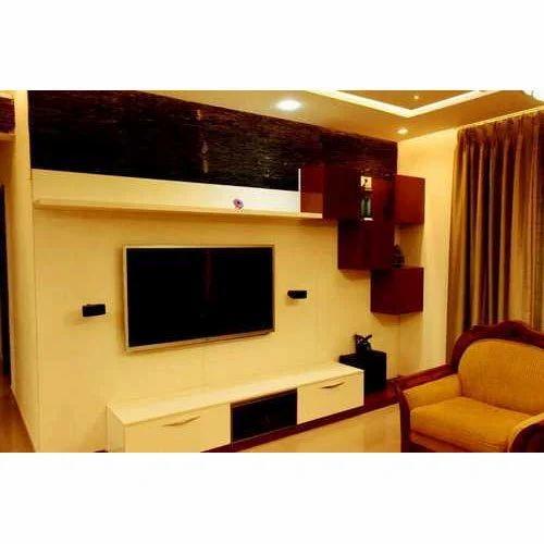 Modern Wooden Tv Unit