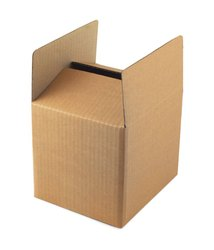 Rectangle Brown 9 Ply Kraft Paper Corrugated Box