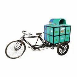 Green Double Pot Rickshaw