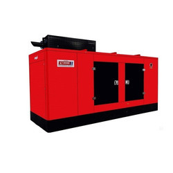 Air Cooling Eicher Diesel Generator