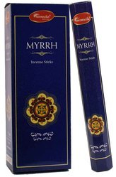 Aromatika Hexa Pack Incense Stick-20 Myrrh