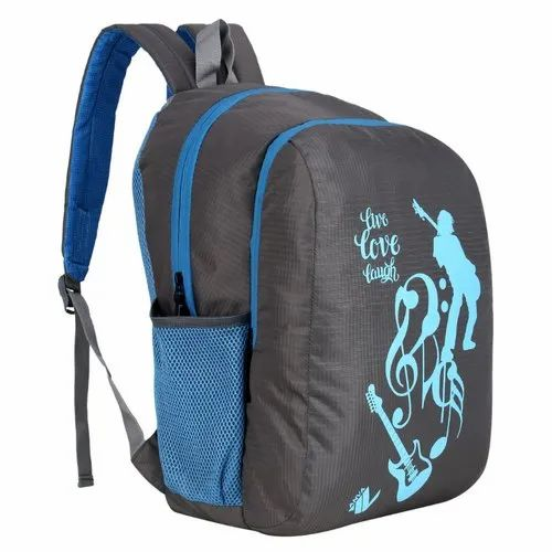 Casual  Backpack With Laptop Bag