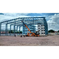 Steel Prefabricated Building Structure