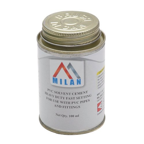 PVC Solvent Cement Adhesive-Heavy Duty