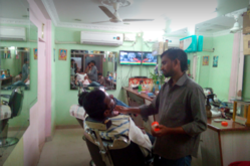 Clean Shaving Salon