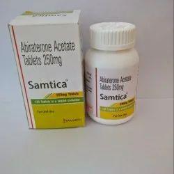 Samtica 250 mg (Abiraterone Acetate Tablets)