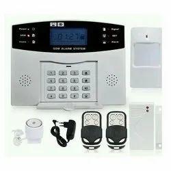 Burglar Security Alarm System