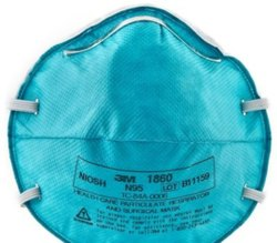 NOISH 3M 1860 N95 Mask