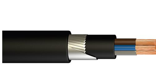 Xlpe Single Core Cable 6 To 10 Kv - Tirupati Plastomatics Private ...