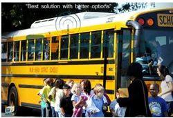 School Bus In Pune स्कूल बस पुणे Maharashtra Get