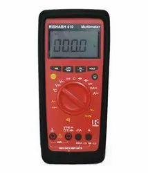 Rishabh 410 Digital Multimeter