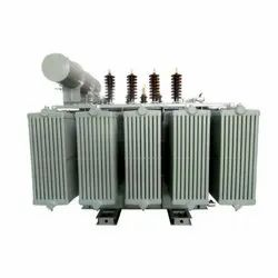 Latest Bis. Certification Oil Cooled Distribution and solar Transformer, Capacity: 200kva To 10 Mva