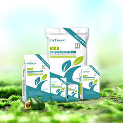 MAX UniqueHumate100 Organic Fertilizers
