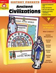 Ancient Civilizations Grade 1-3 Book