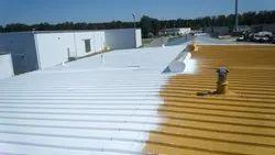 PU Based Industrial Shed Waterproofing