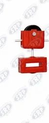 Industrial Wire Rope Cable Trolley