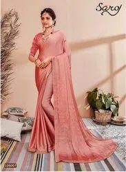 Beautiful Designer Chiffon Saree