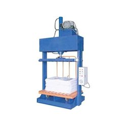 Hydraulic plastic Baling machine