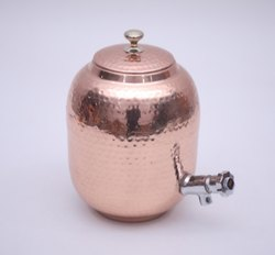 Pure Copper Water Tank