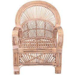 Honey Polish Cane Chair
