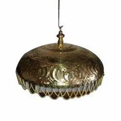 Golden Brass Chatra, For Religious