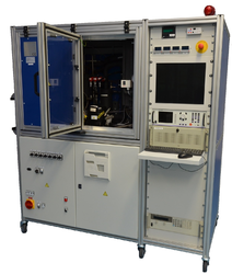 Automatic Compressor Performance Test Apparatus