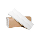 White C Fold Face Tissue Paper