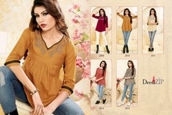 Western Cotton Ladies Top
