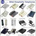Bittel Ivory And Black Hotel Phones, Packaging Type: 10pcs Per Box
