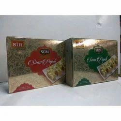 Duplex Sweet Packaging Box