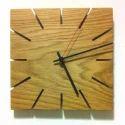 Analog Wooden Wall Clock