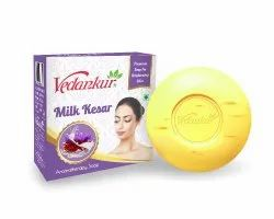 MILK KESHAR SOAP