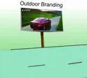 Outdoor Branding Service