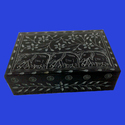 Colored Soapstone Gift Boxes