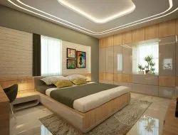 Interior Design, Size: 500 Sft Minimum, Work Provided: Wood Work & Furniture
