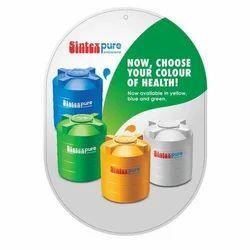 Sintex Pure Antibacterial Water Tank