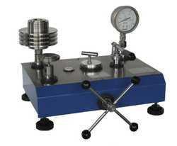 NABL Calibration Service For Dead Weight Tester