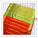 Jharonka Vol.3 Kanjivaram Silk Saree